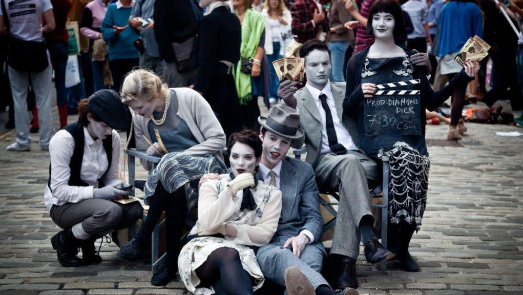 Scotland: Some 8000 artists from overseas flock to Edinburgh every year to take part in the capital's arts festivals.