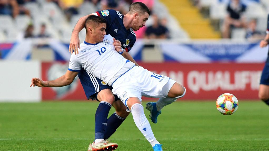 Gallagher: Tipped to thrive at Euros.