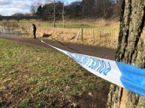 Cordon tape in Dundee