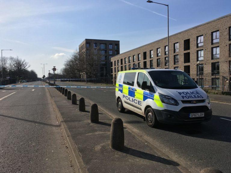 Glasgow: The incident happened in the Govan area.