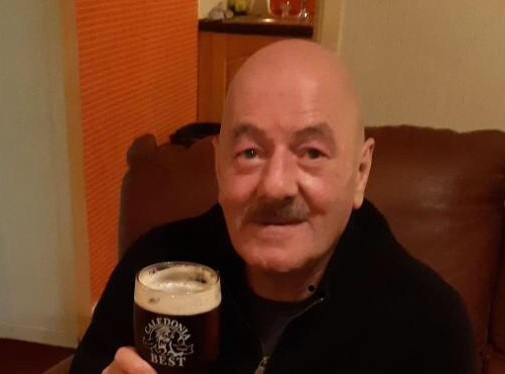 Alan Ritchie was found seriously injured in a property in Kennishead Avenue.
