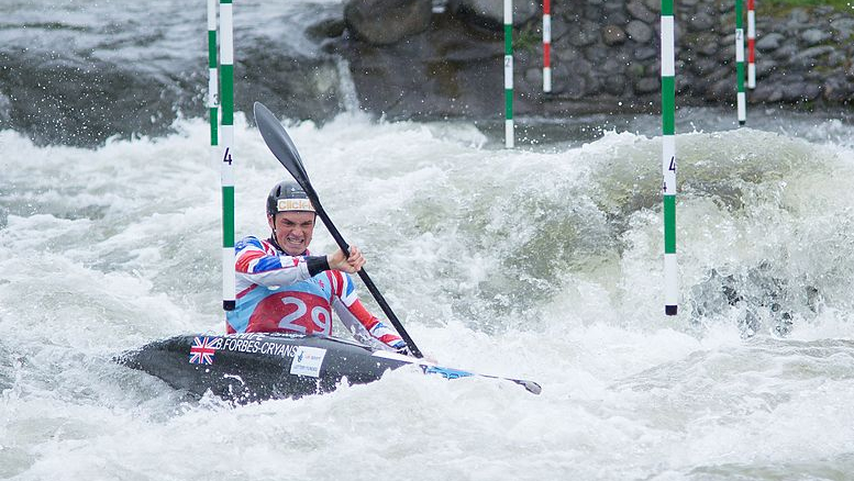 Forbes-Cryans in the late stage of preparations for Tokyo 2020.