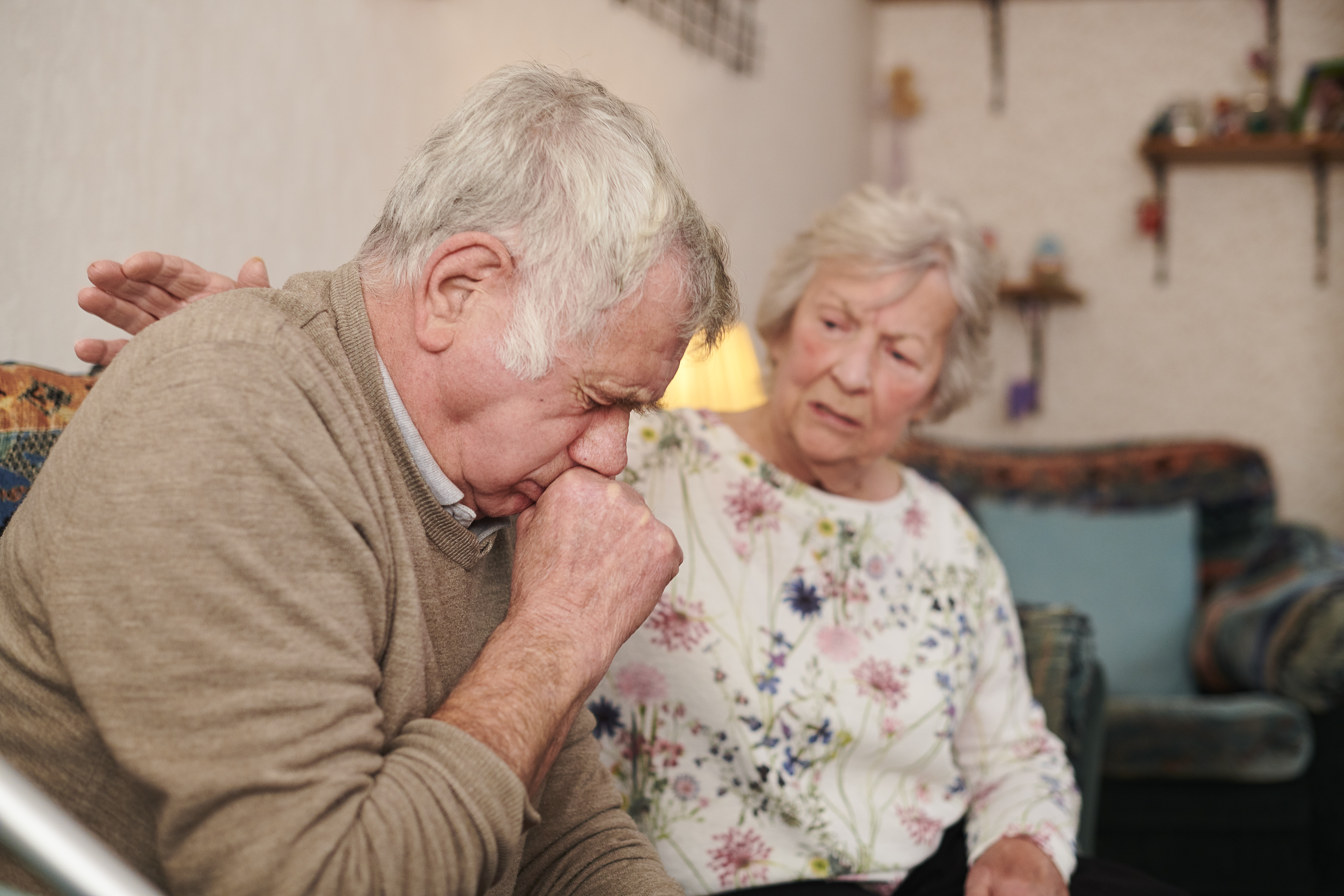 Screening: Scots urged to have persistent coughs checked by GP.