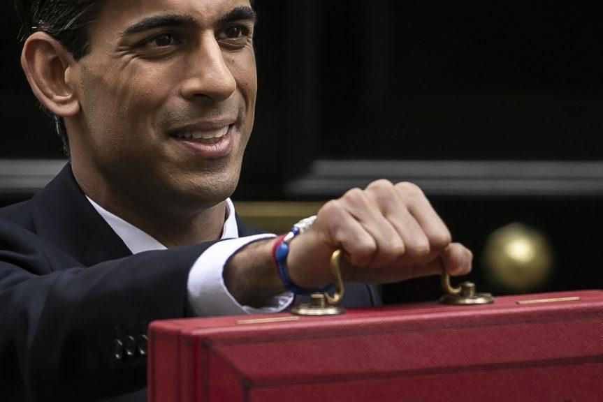 Rishi Sunak: UK's second youngest-ever Chancellor.