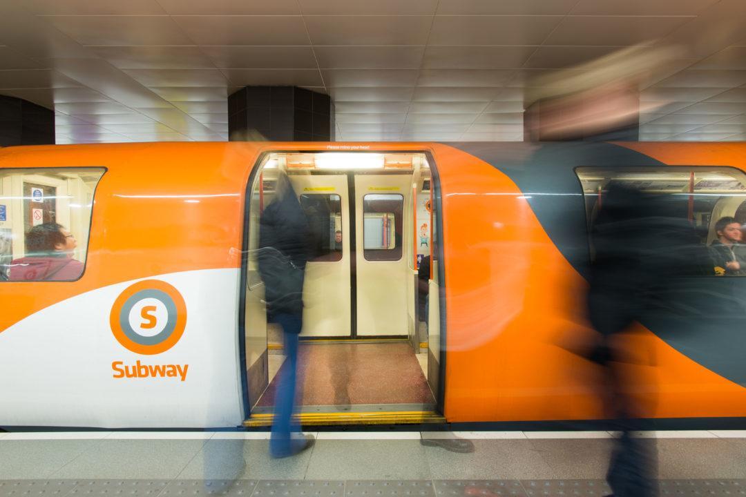 Glasgow Subway.