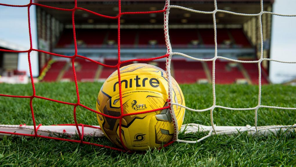 Professional football in Scotland has been suspended indefinitely.