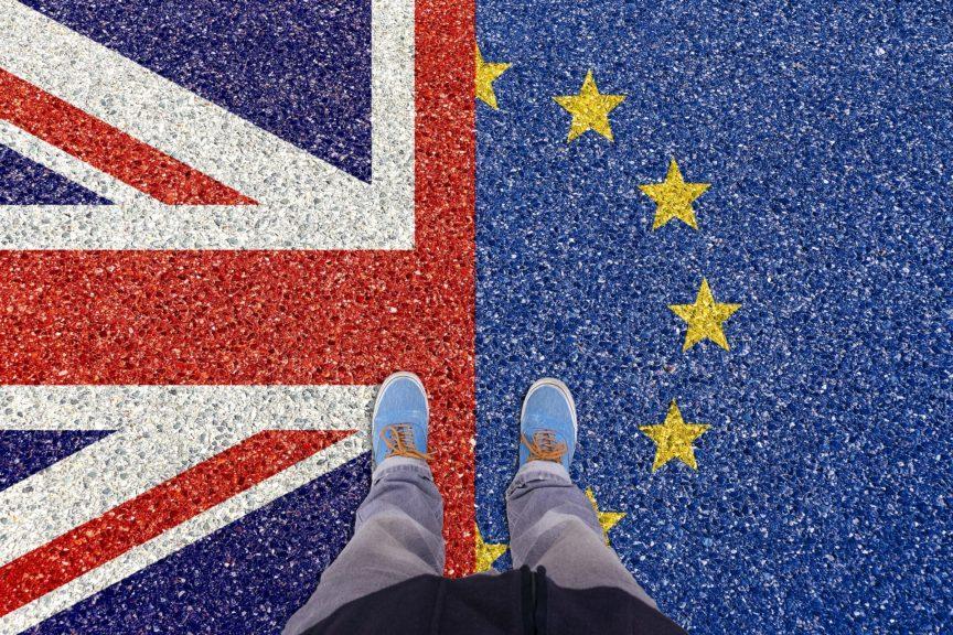 Survey: Brexit transition period date.