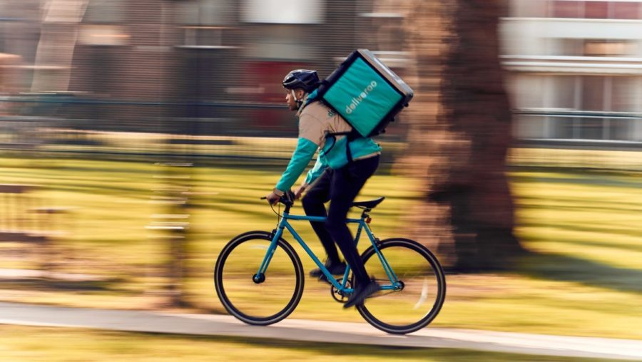 Deliveroo: Measures announced.