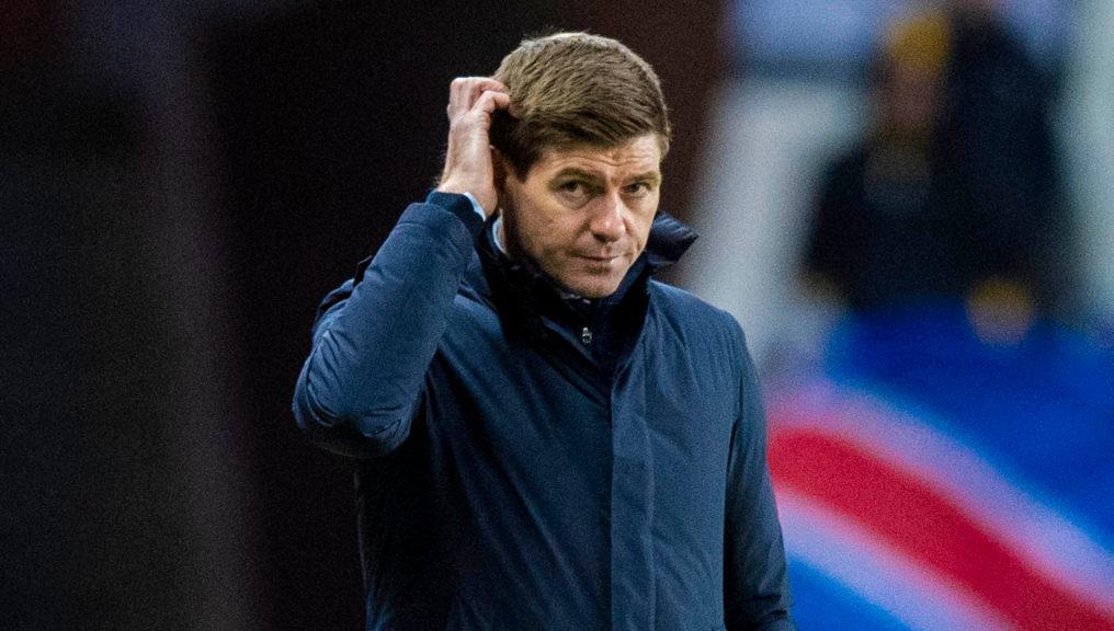 SPFL resolution: Steven Gerrard.