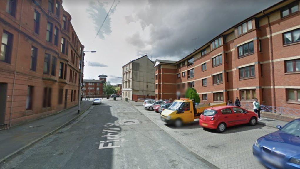 Incident: Man seriously injured in Firhill Street.