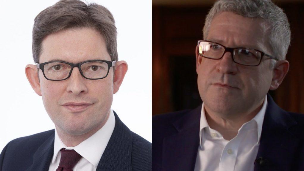 MI5: Ken McCallum replaces Sir Andrew Parker. MI5/ITV