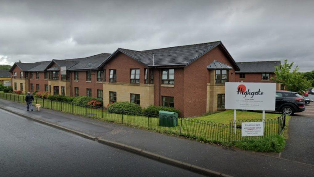 Coronavirus: Six cases confirmed at Highgate Care Home.