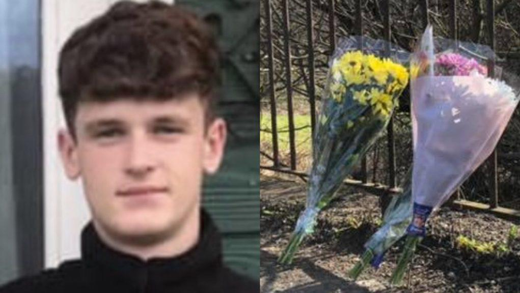 Tributes: Cairn Rankine, 15, was a 'much loved son and brother'.