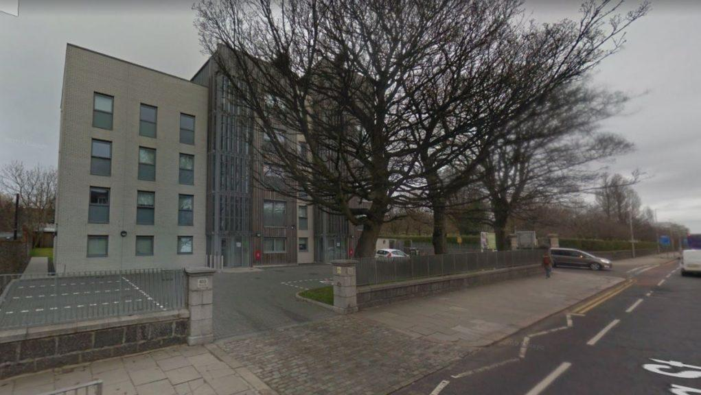 Incident: Student flats