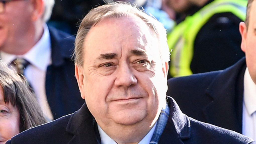 Alex Salmond: Cleared of all sex offence charges in March.