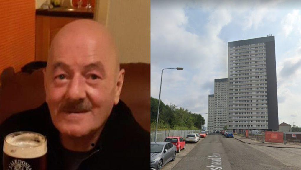 Court: Terence Morgan has been accused of murdering Alan Ritchie.