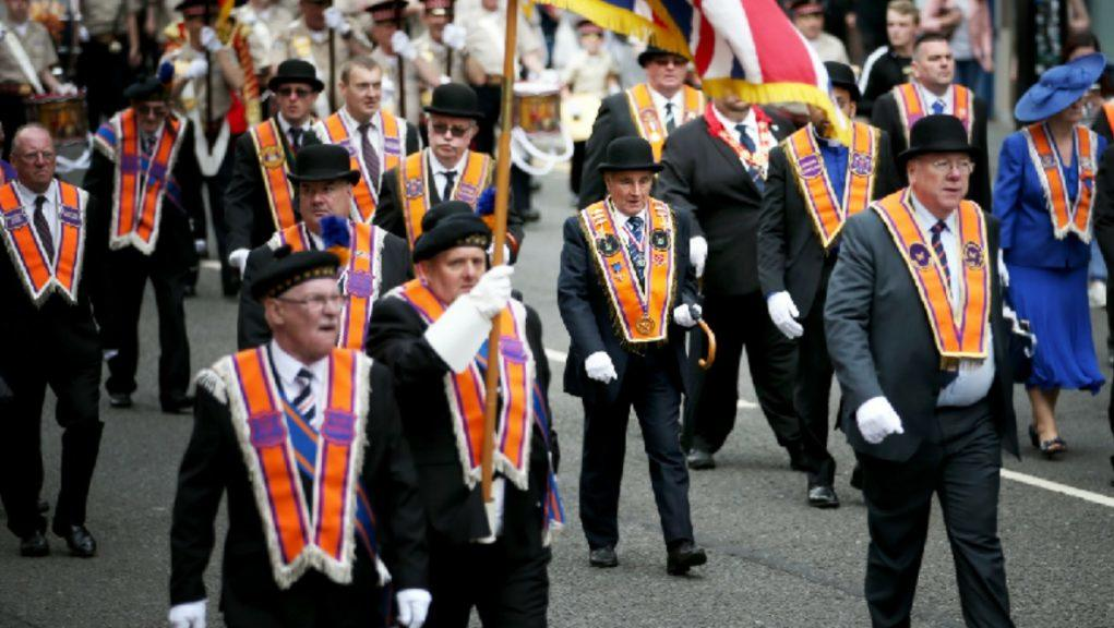 Orange Order: The institution has cancelled all parades, meetings and gatherings.