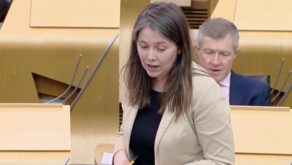 Guarantee: Aileen Campbell MSP.