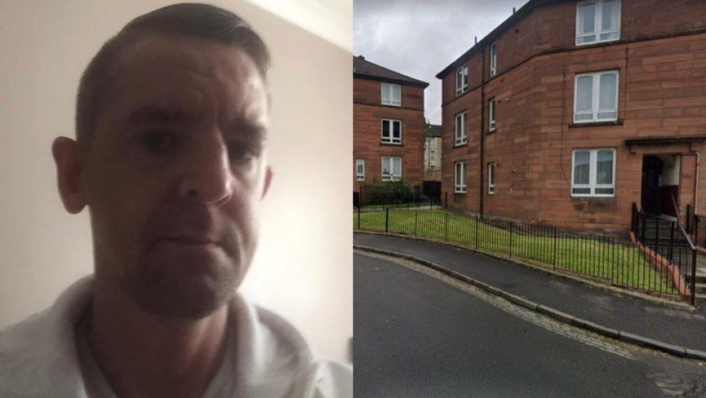 Glasgow: William Campbell died following an incident in Elmvale Street.