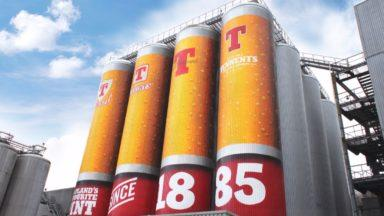 Tennent's.