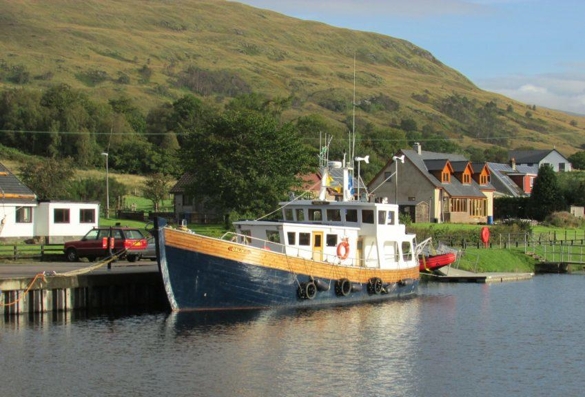 Support: The fishing and seafood industry will receive £5m from the Scottish Government.