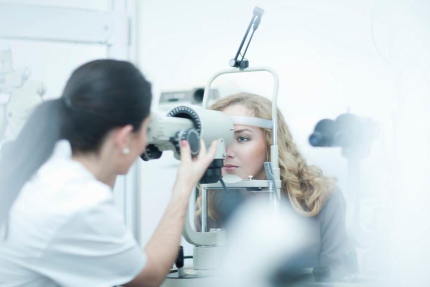 Eye care: New centres.