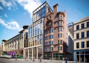 Buchanan Galleries expansion.