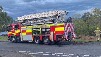 Scottish Fire and Rescue Service.