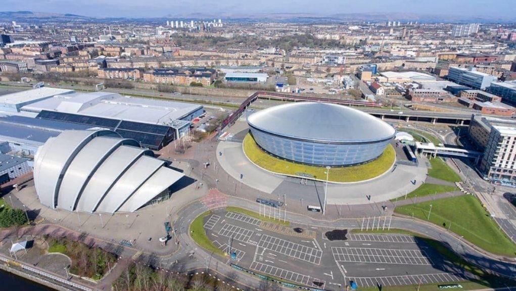 Summit: Conference was due to be held in Glasgow in November.