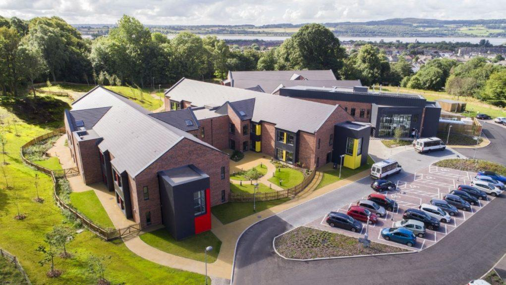 Crosslet House: The multi-million pound care home.