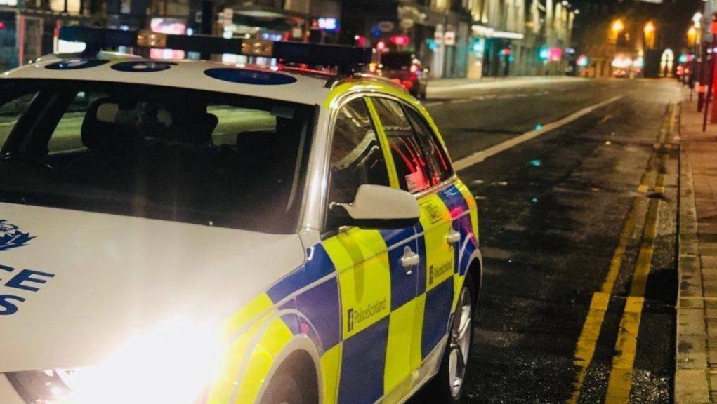 Investigation: Murder bid in Dundee.
