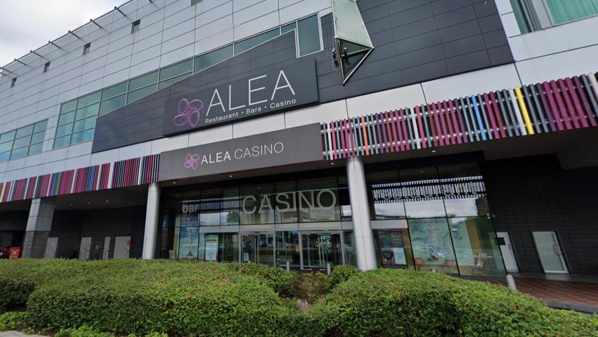 Alea Glasgow, casino.