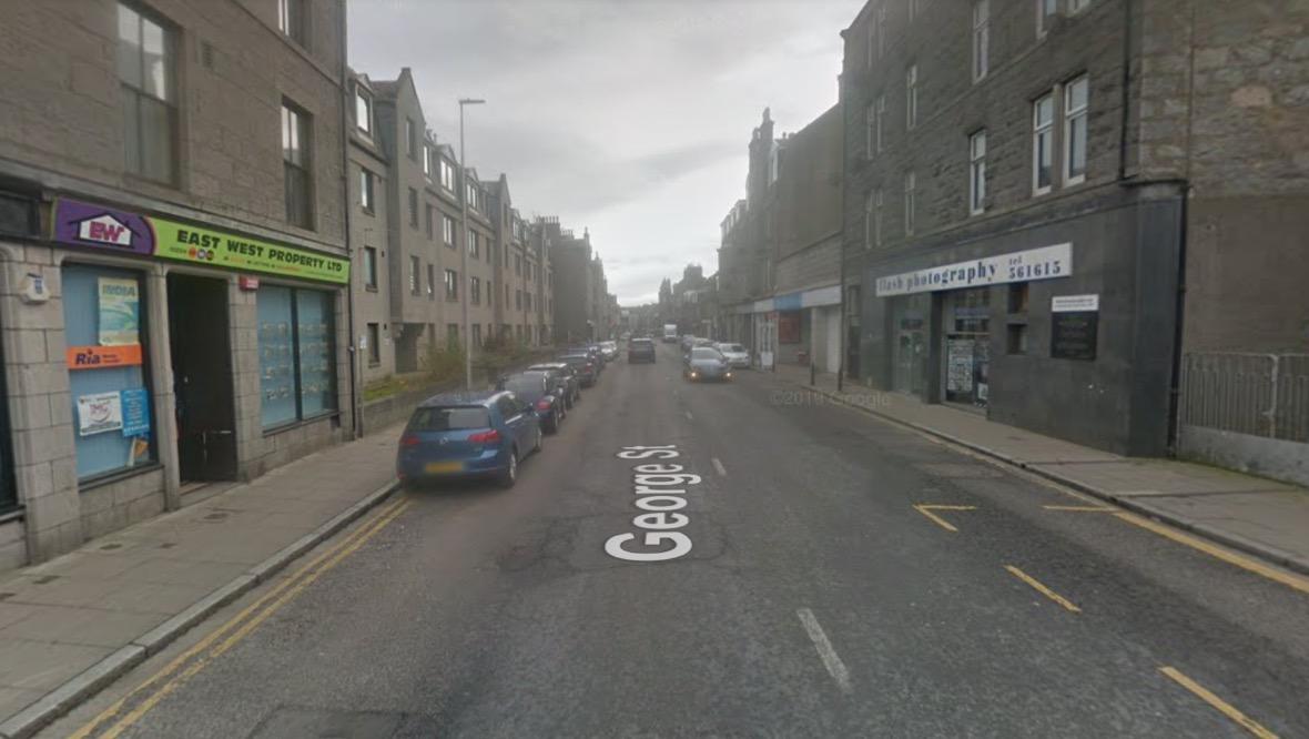 George Street, Aberdeen.