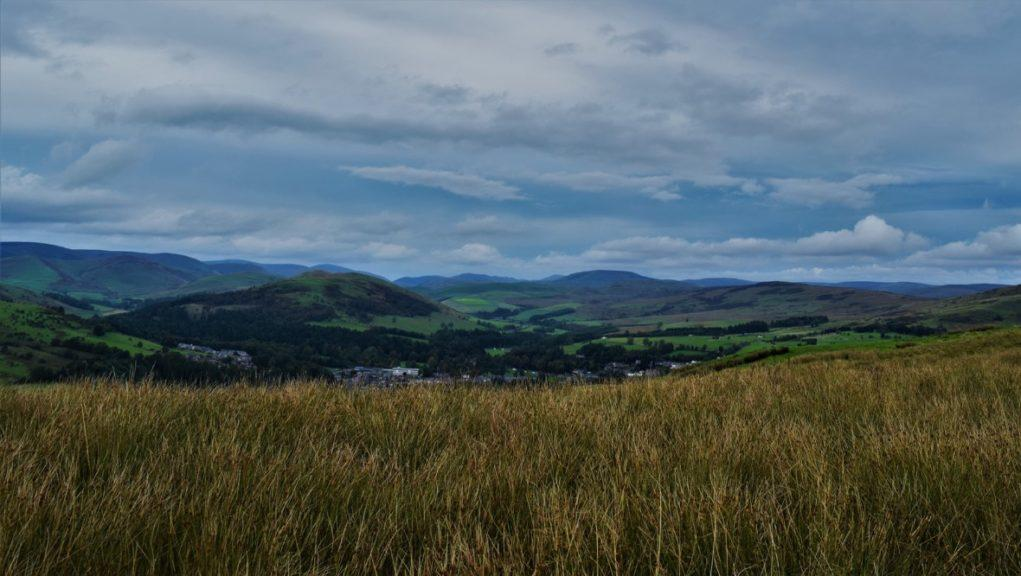 Langholm Initiative: The charity hopes to purchase 10,500 acres.