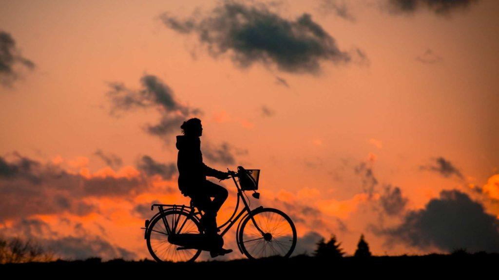 Cycling: Transport secretary Michael Matheson is being urged to 'seize the opportunity' to reduce congestion.