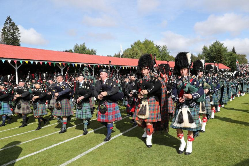 Braemar Gathering: The event has been cancelled due to coronavirus.