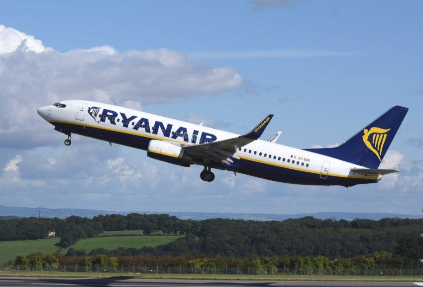 Ryanair expects to fill 70% of its seats in October.