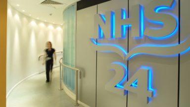 NHS 24.