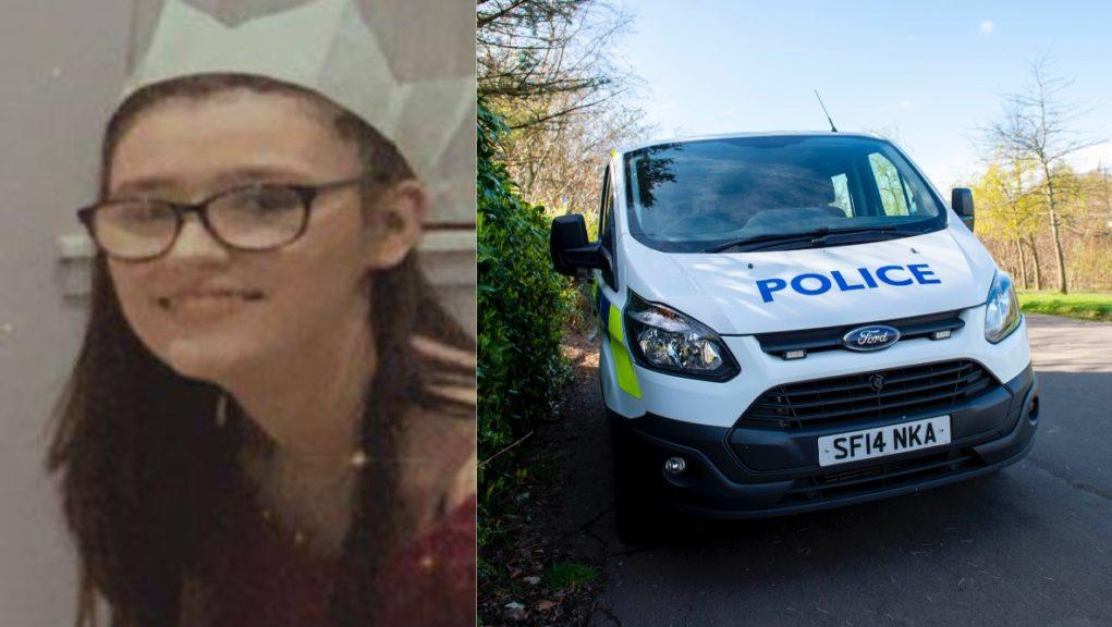 Missing: Chloe Brand was last seen on Friday.