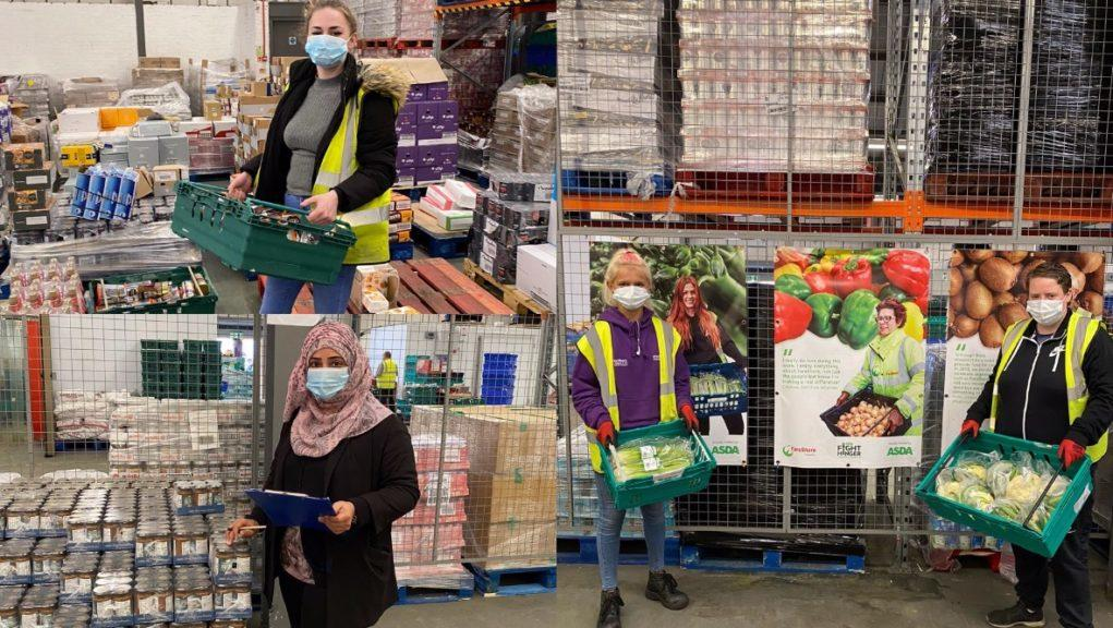Milestone: FareShare Glasgow and The West of Scotland has donated 422 tonnes of food.