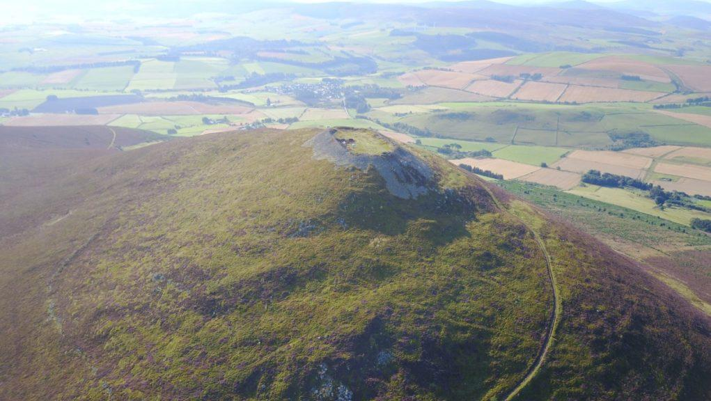 'Mind-blowing': Pictish site believed to be largest ever discovered.