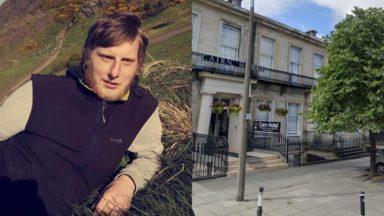 Thomas Foley Smith, missing.
