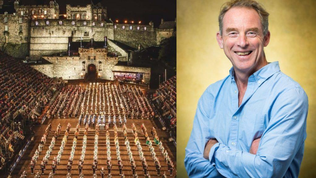 Edinburgh Tattoo: Major General Buster Howes will take over as CEO on June 15.