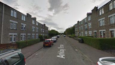 Arklay Terrace, Dundee.