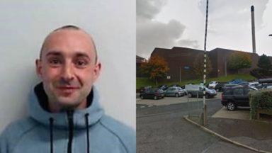 Joe McGee, missing.