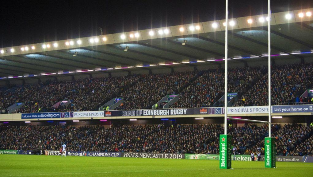 Doubts over Murrayfield crowds at November Test series.