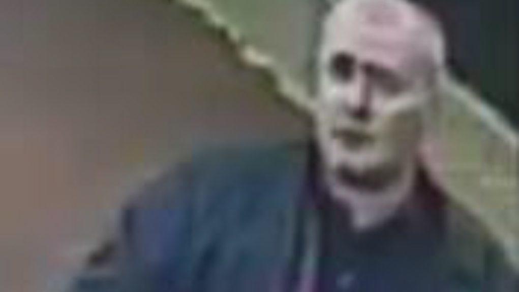 CCTV: Attack in Glasgow bar.