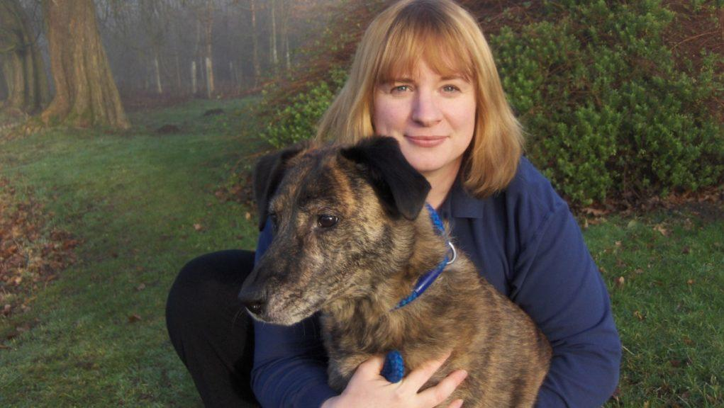 Dogs Trust: Susan Tonner is celebrating 25 years with the charity.