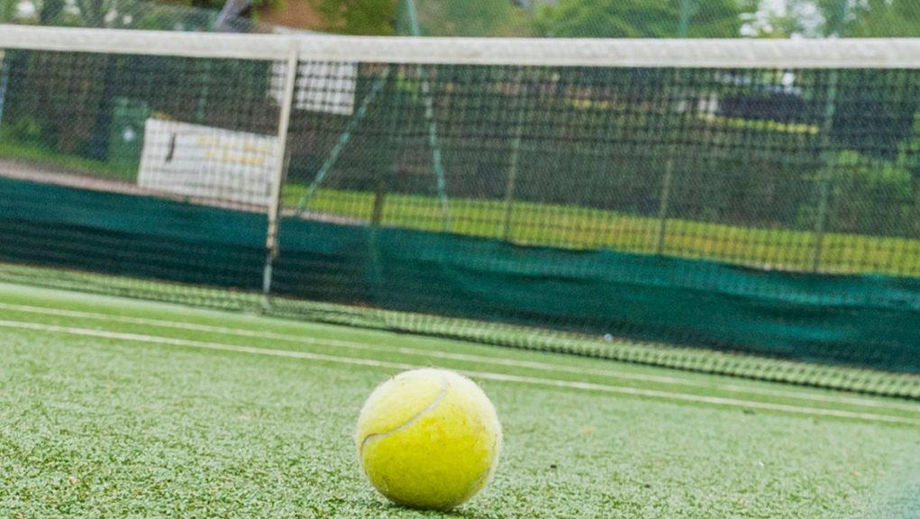 Tennis among sports set to resume.