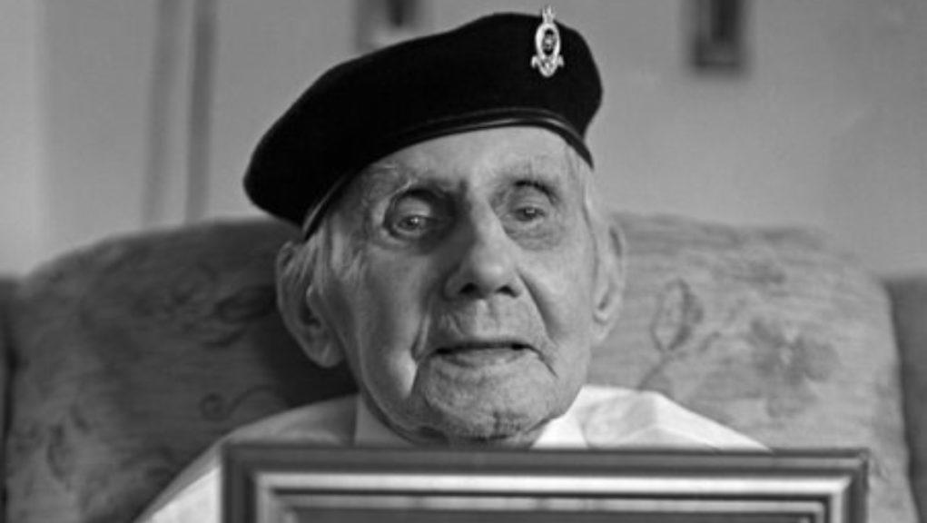 Jimmy Sinclair has died aged 107.